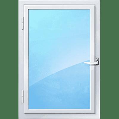 одностворчатое окно клининг