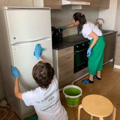 Генеральная уборка кухни