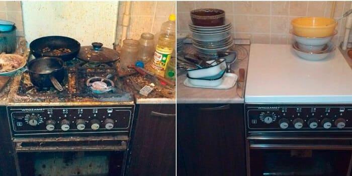 генеральная уборка квартиры перед новым годом