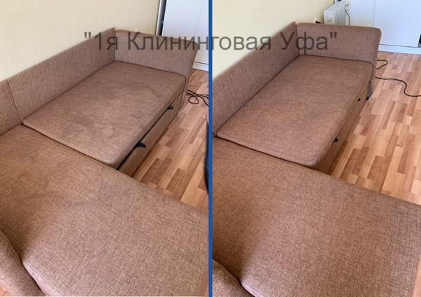 Химчистка домашней мебели в коттедже