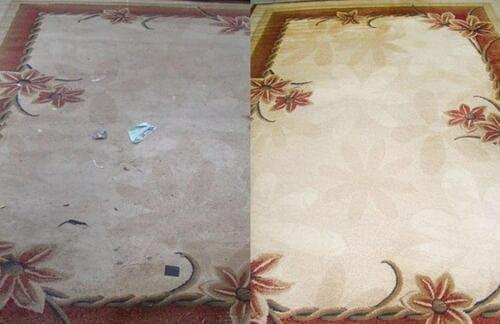Генеральная уборка квартиры с чисткой ковра