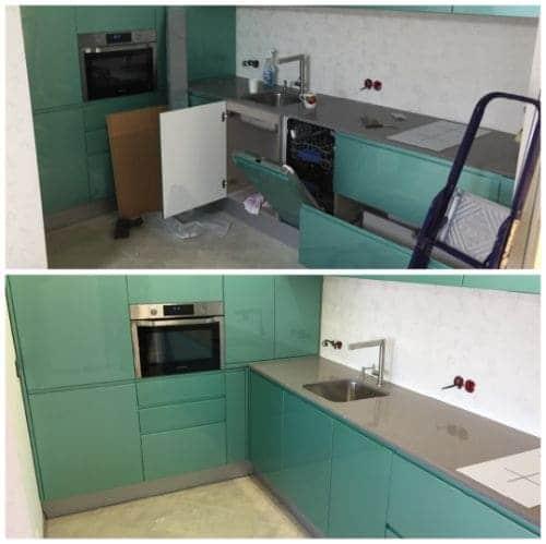 Комплексная уборка 1-комнатной квартиры