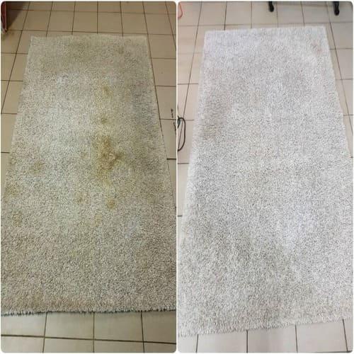 Уборка квартиры после ремонта с чисткой ковра