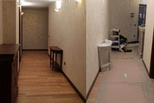 Уборка квартиры после ремонта в новостройке