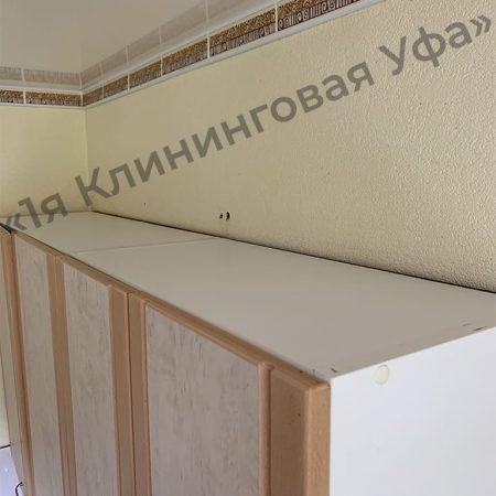 Шкаф после